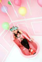 Heart Hunter MIKU 02 by ekiholic