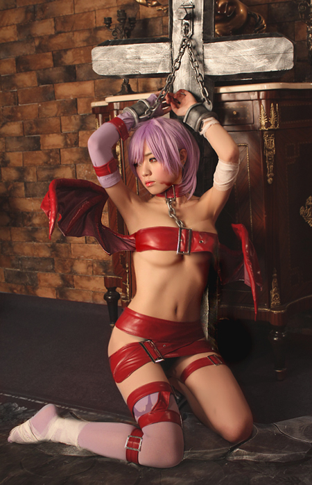 Vampire Savior by ekiholic