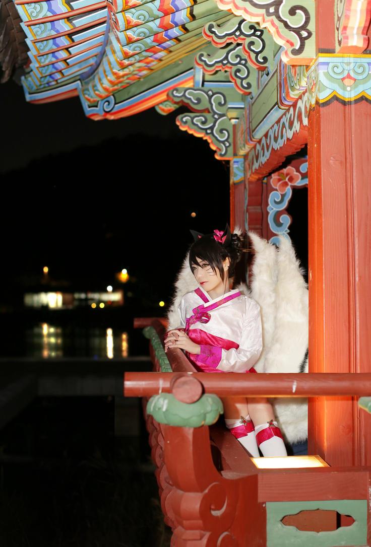 Hanbok AHRI by ekiholic