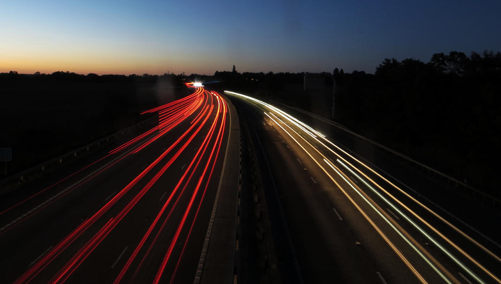 Motorway  by ocelotrevs