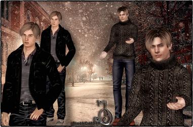 My Beloved Leon!!BlackCat010!! by black-cat010