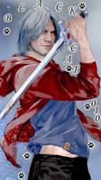 Dante The Swordsman!BlackCat010!