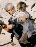 Don't Mess Up With Capcom's Bad Boys!BlackCat010!
