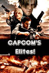 Capcom's Elites!BlackCat010!