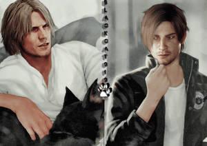 My Beloved Leon Dante!BlackCat010!