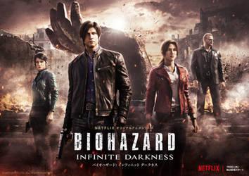 Resident Evil Infinite Darkness!