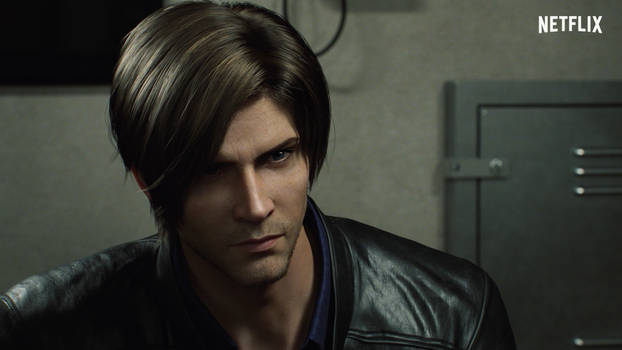 RE-Infinite Darkness!My Beloved Leon Screenshot!
