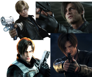 RE FAV 4 characters My Beloved leon!