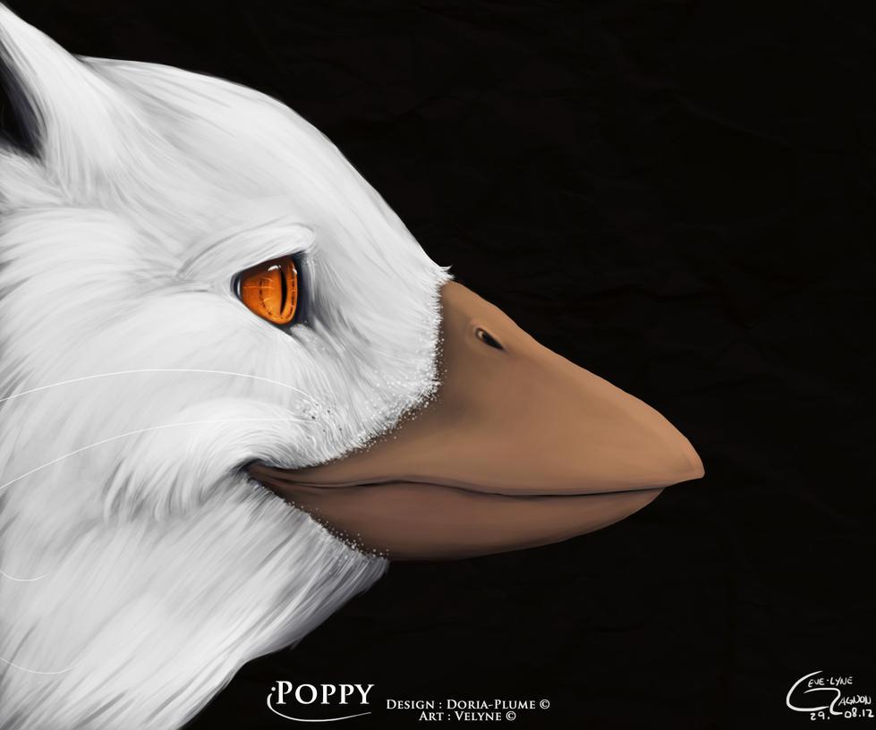 Fanart : Poppy by Velyne