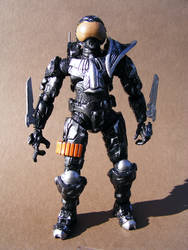 Halo 3 Spartan Ninja 1