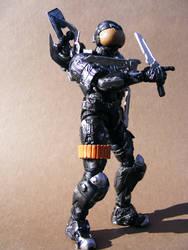 Halo 3 Spartan Ninja 3