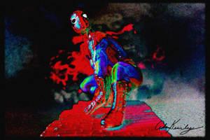 Spidey Sense by singularitycomplex