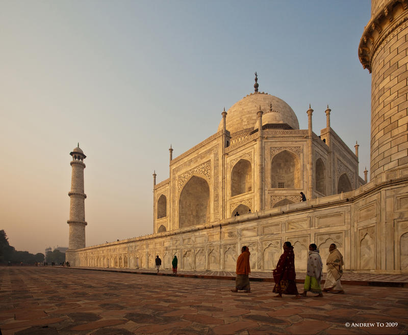 Mahal Serenity by AndrewToPhotography
