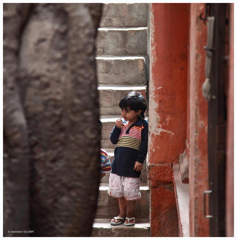 Varanasi Maharaja by AndrewToPhotography