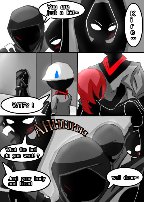 Siftheads Doujin Page 9 by 359Dark