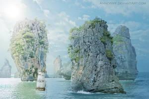 The Rocks of Ilathia