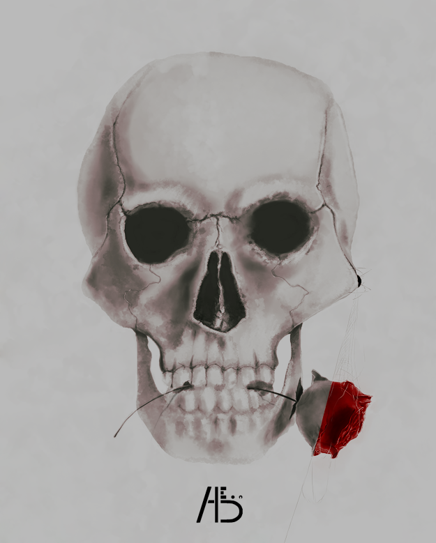 Skull by aEonDraw