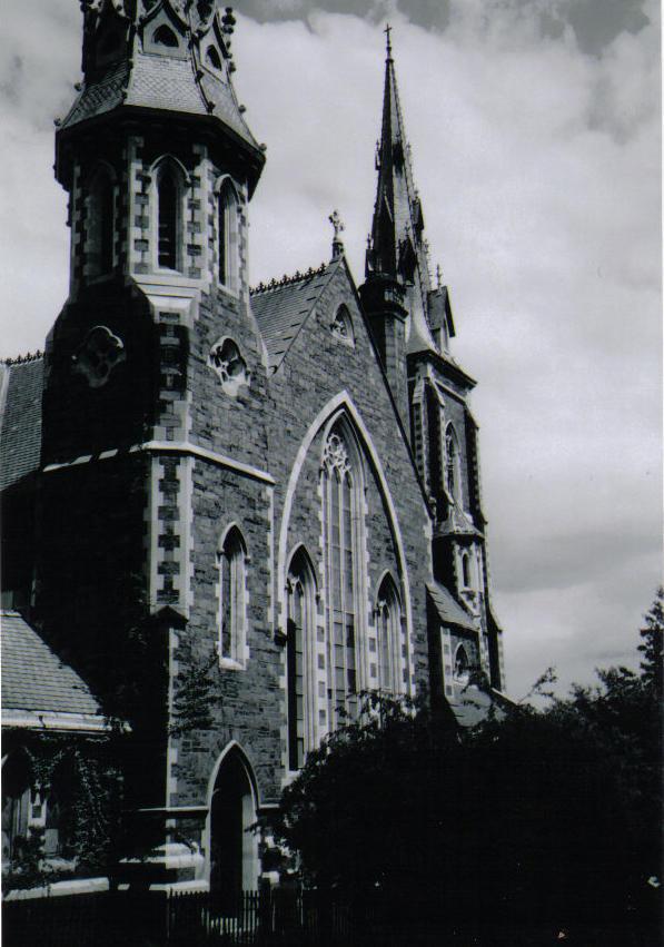 Church by Sekala