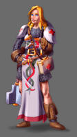 Cleric Concept