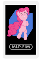 AR Character Card: Pinkie Pie by EROCKERTORRES