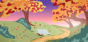 BG-Fall Scene