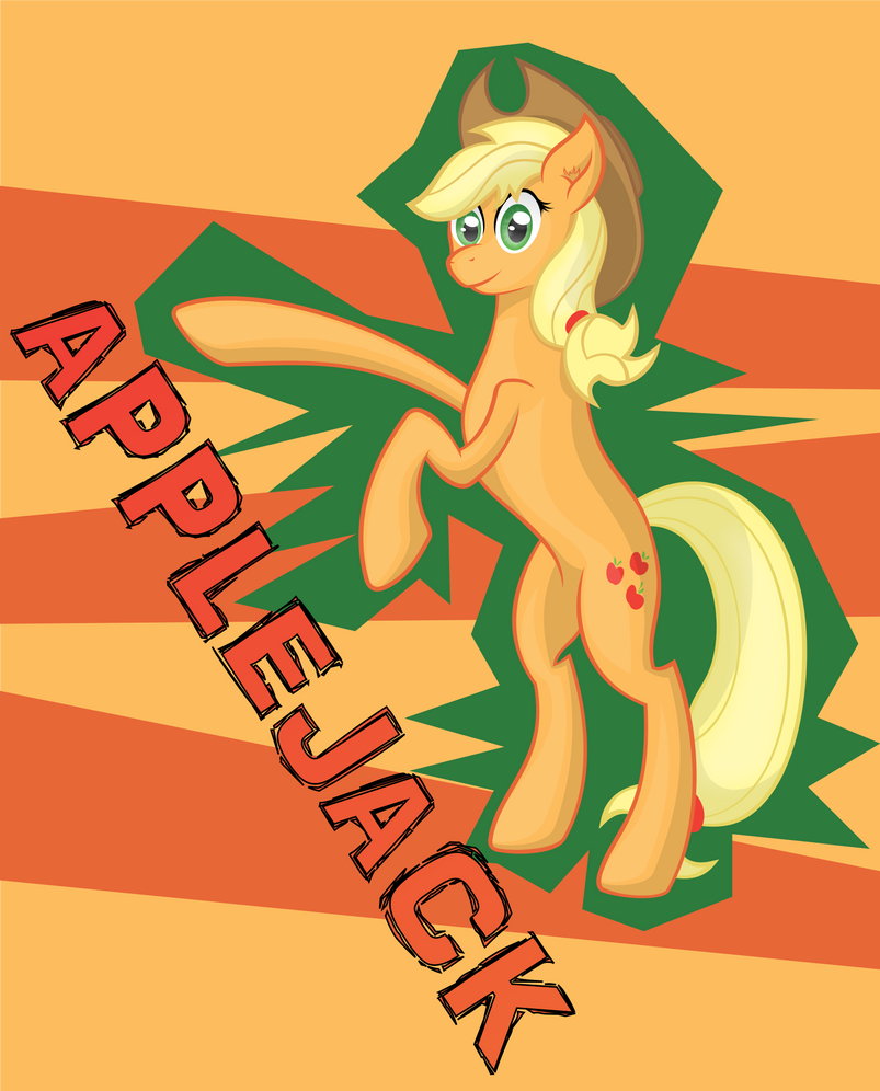 Applejack by EROCKERTORRES