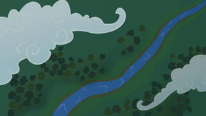 MLP BG- From The Air by EROCKERTORRES