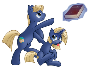 Commission-Brother and Sister by EROCKERTORRES
