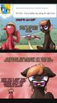 Pun Pony Comic: What's an I.E.?