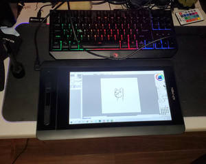 New Tablet!