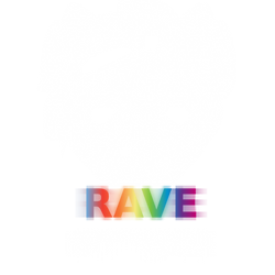 Pony Face 'Rave' Shirt Design