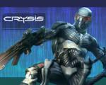 Crysis wallpaper