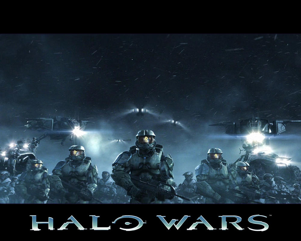Halo wars wallpaper by 2ndkrueger on deviantart - Wallpaper halo wars ...