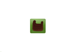 Light Leather Tack Icon by ReeseS8
