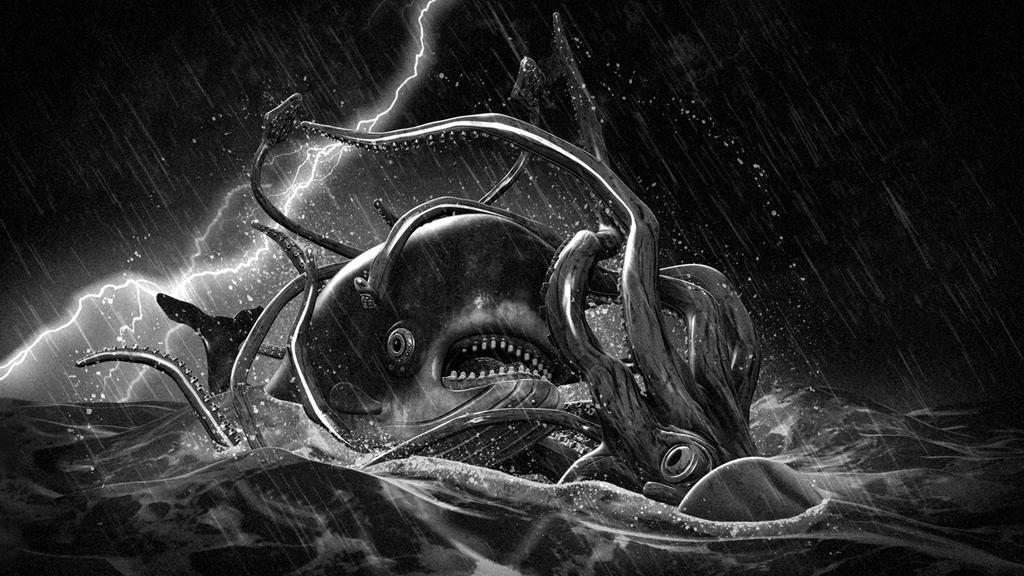 Colossal Squid ...