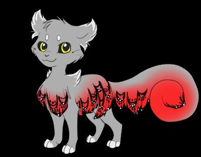 Closed species - Butterfur - Maybe adoptable by Ninchiru