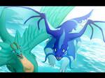 Gift - Far above the blue sea