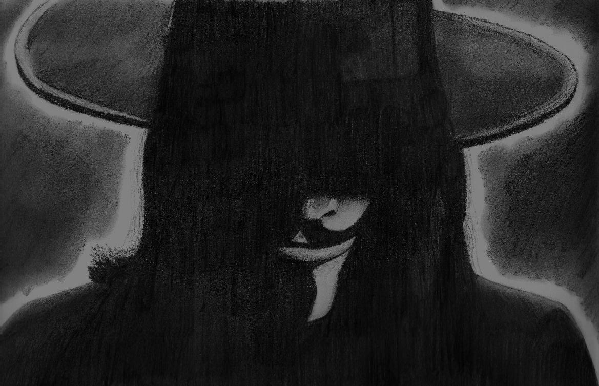 V, V for Vendetta by dingobuzz269