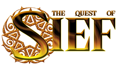 Quest Of Sief Logo By Hallspace On DeviantArt