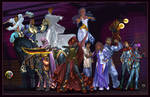 HBC Universe by Mshindo