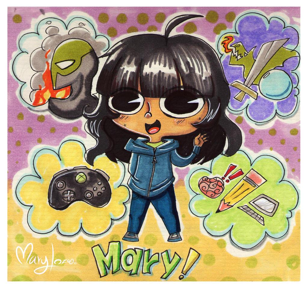 Maryloza's Profile Picture