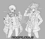 Adoptable #19 [close]