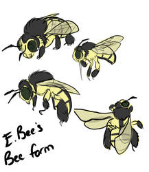 E.Bee Bee by x-EBee-x