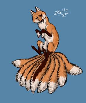 Zella - Sketch Commission