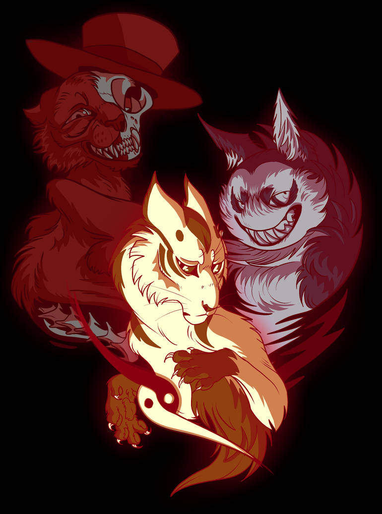 Fateful Trio
