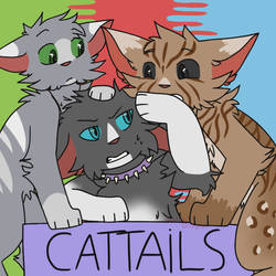 cattails cats v2 [personal]