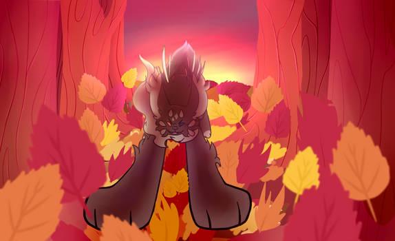 autumn ruckus [whistlercrest   DTA]