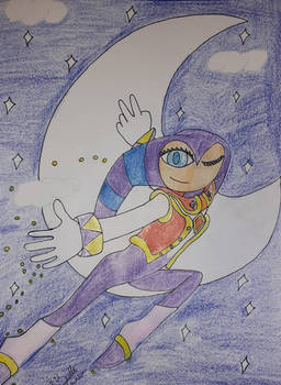 Nights Into Dreams Sketch