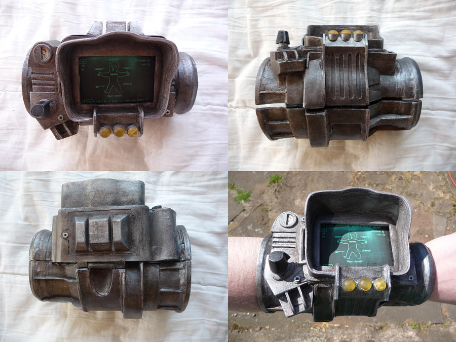 Pip boy 3000 V2.0 by chanced1