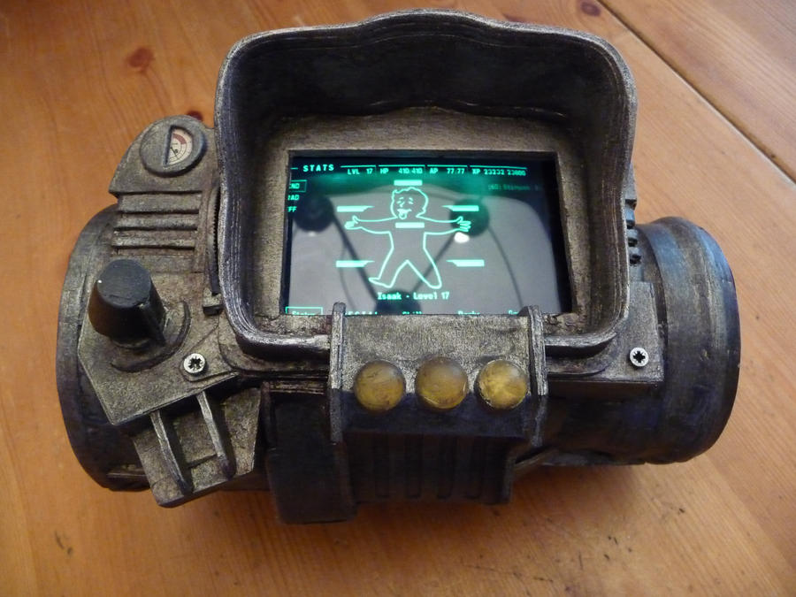 iphone pip boy pip boy iphone 1 by chanced1 12136